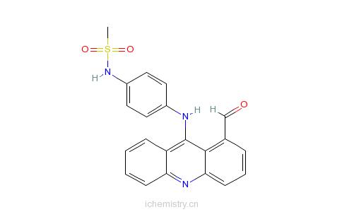 CAS:94129-64-3的分子结构