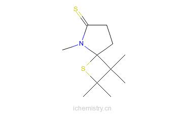 CAS:95765-62-1的分子结构