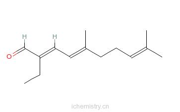 CAS:95873-68-0的分子结构