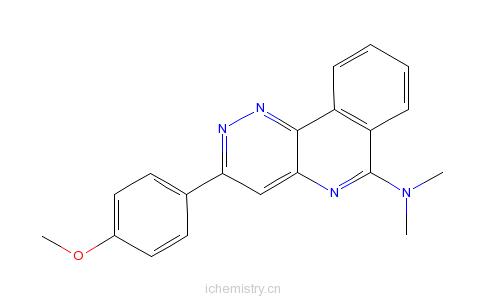 CAS:96825-86-4的分子结构