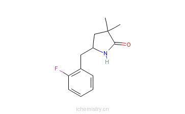 CAS:97561-96-1的分子结构