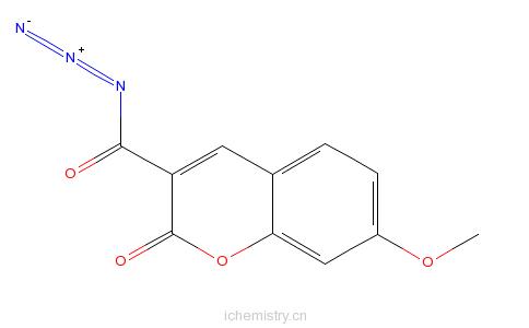 CAS:97632-67-2的分子结构