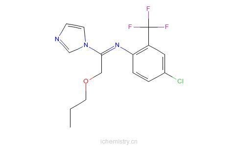 CAS:99387-89-0_氟菌唑的分子结构