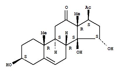 CAS:10005-77-3的分子结构