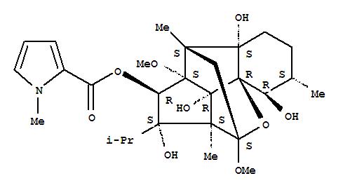 CAS:106821-50-5的分子结构