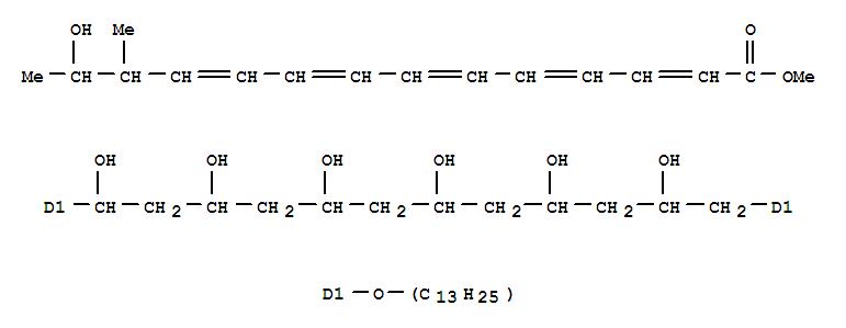 CAS:11076-76-9的分子结构