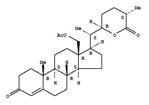 CAS:114820-29-0的分子结构