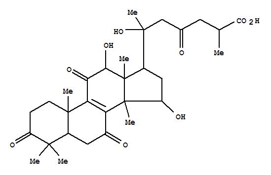 CAS:120462-50-2的分子结构