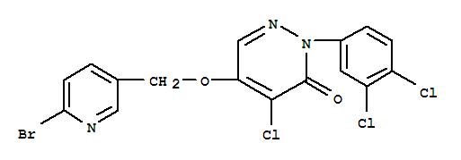 CAS:122322-21-8化学结构