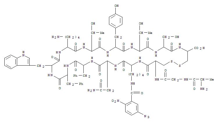 CAS:130772-40-6化学结构