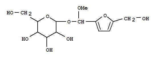 CAS:132198-51-7的分子结构