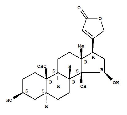 CAS:14155-65-8的分子结构