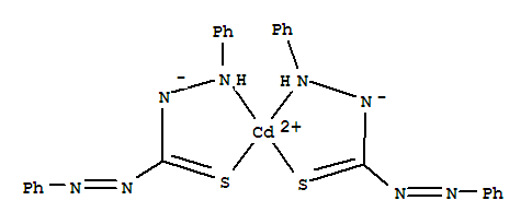 CAS:14706-50-4化学结构