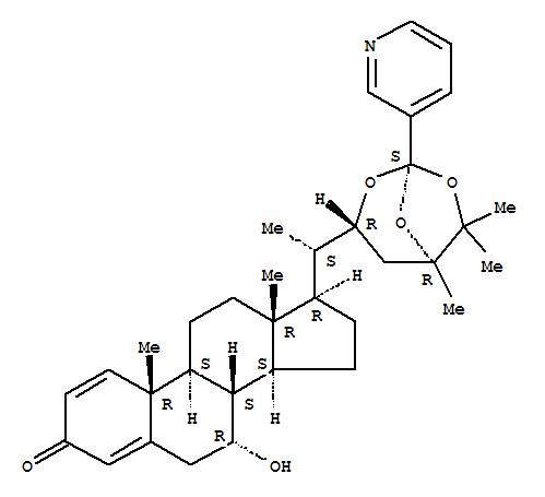 CAS:149725-26-8化学结构