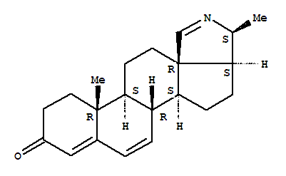 CAS:15216-19-0的分子结构