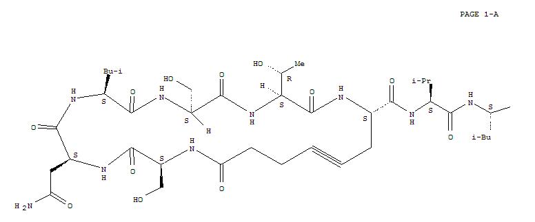 CAS:152874-80-1化学结构