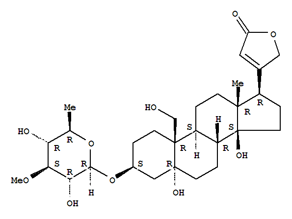 CAS:15465-83-5的分子结构