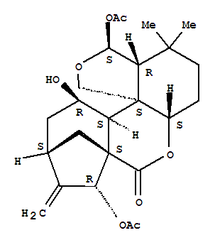 CAS:166334-38-9的分子结构