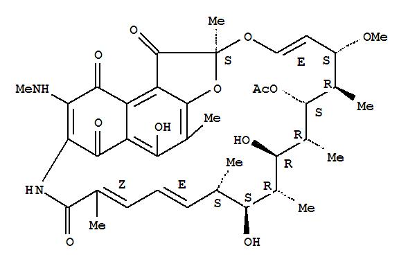 CAS:17554-98-2的分子结构