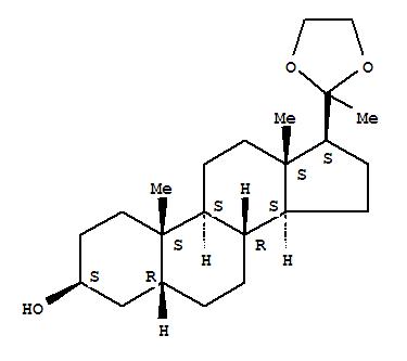 CAS:18125-29-6的分子结构