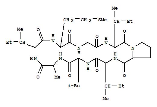 CAS:215777-13-2的分子结构