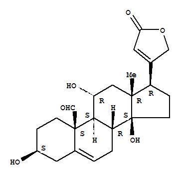 CAS:22333-74-0的分子结构