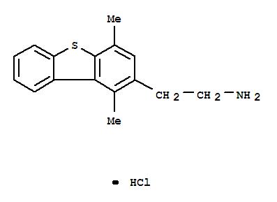 CAS:23018-29-3的分子结构