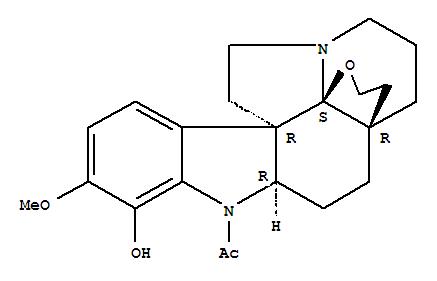 CAS:2494-58-8的分子结构