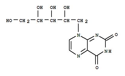 CAS:29268-01-7的分子结构