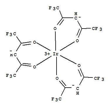 CAS:29524-43-4的分子结构