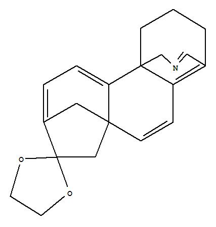 CAS:310-02-1的分子结构