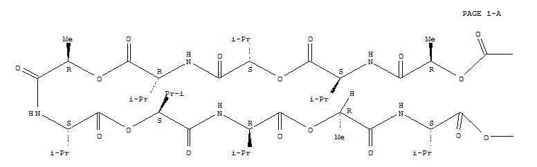 CAS:31616-95-2的分子结构