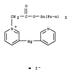 CAS:4325-42-2的分子结构