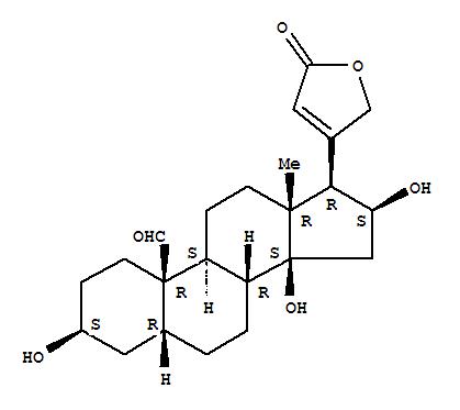 CAS:468-17-7_左旋肉碱乳清酸盐的分子结构