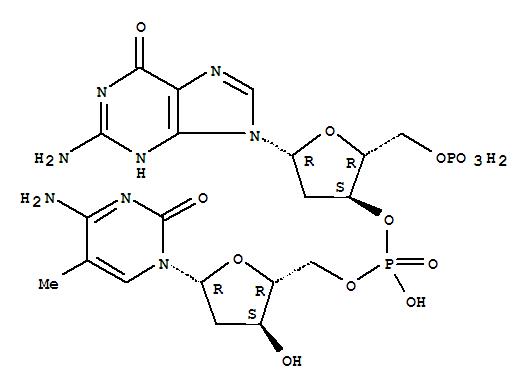 CAS:51853-63-5的分子结构