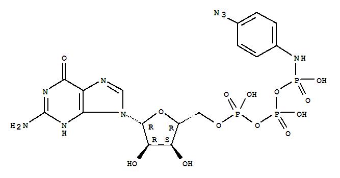CAS:60869-76-3的分子结构