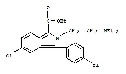 CAS:61295-40-7的分子结构