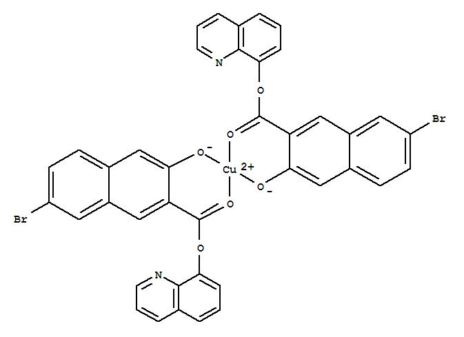 CAS:63717-33-9化学结构