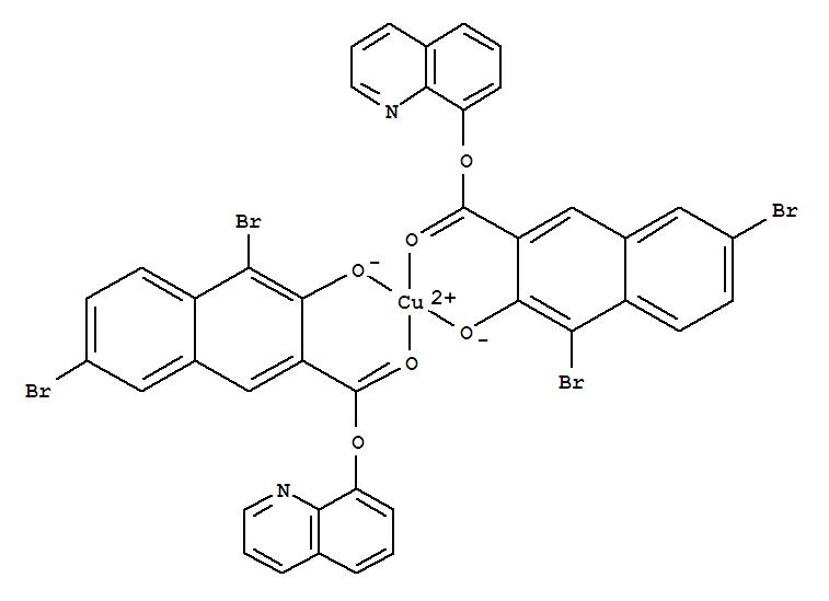 CAS:63717-34-0化学结构
