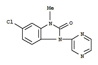 CAS:89660-01-5的分子结构