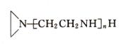 CAS:9002-98-6_聚乙烯亚胺的分子结构
