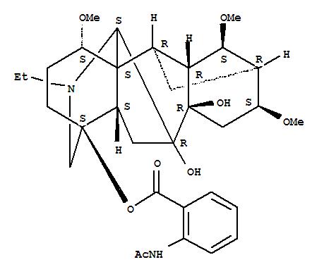 CAS:114216-94-3的分子结构