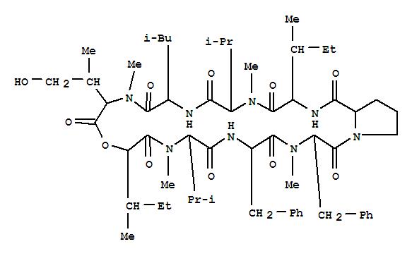 CAS:127757-30-6化学结构