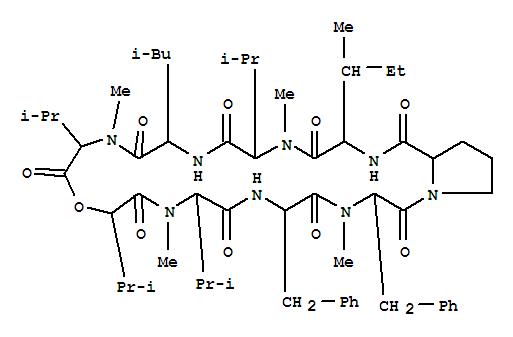 CAS:127757-32-8化学结构