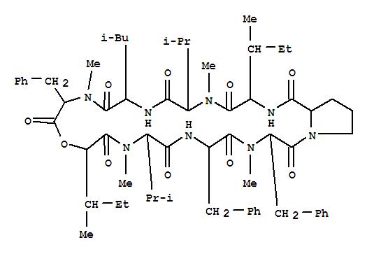 CAS:127757-34-0化学结构