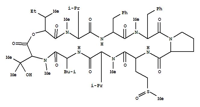 CAS:153954-71-3化学结构