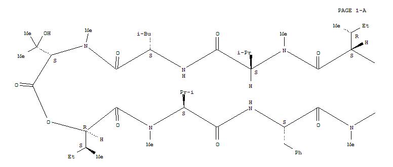 CAS:158412-72-7化学结构