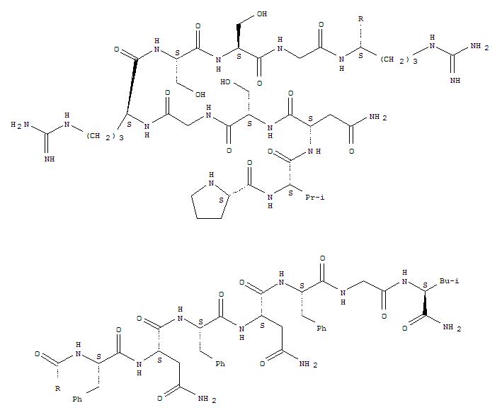 CAS:166833-83-6的分子结构