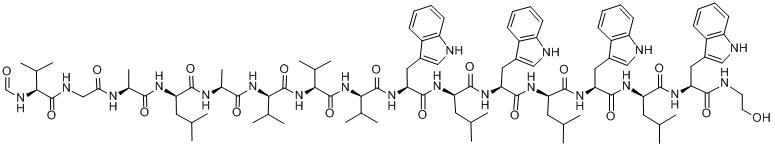 CAS:11029-61-1分子结构