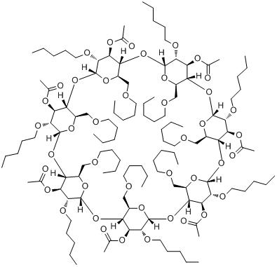 CAS:120614-93-9分子结构